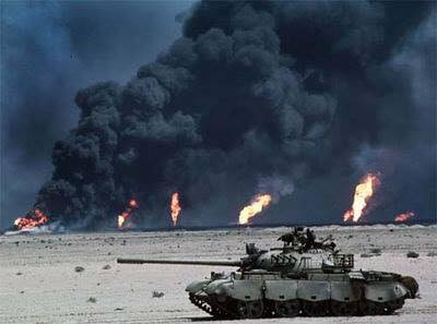 This week in 1990 Iraq invaded Kuwait which led to the Gulf War (Desert Shield/Storm). Let's not forget the 383 Heroes that died during the conflict.